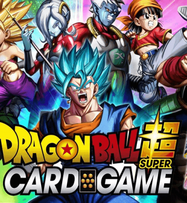 TOURNOIS DRAGON BALL SUPER CARD GAME