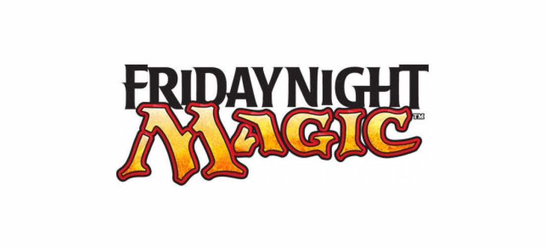 FRIDAY NIGHT MAGIC THE GATHERING CHAQUE VENDREDI DE 18H A 21H